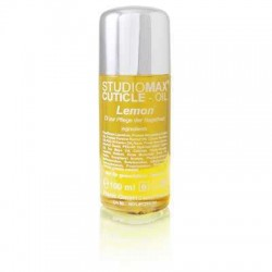 STUDIOMAX Nagel-Öl Lemon 100ml
