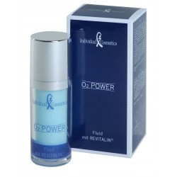 O2 POWER Fluid mit Revitalin®