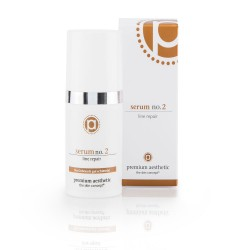 premium aesthetic Serum No.2 line repair