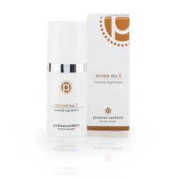 premium aesthetic Serum No.3 essential regenerator