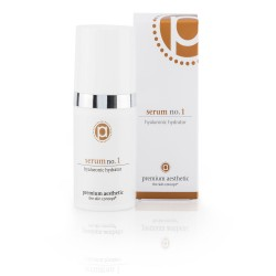 premium aesthetic Serum No.1 hyaluronic hydrator