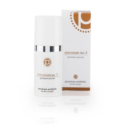 premium aesthetic Cream No.3 premium eye care
