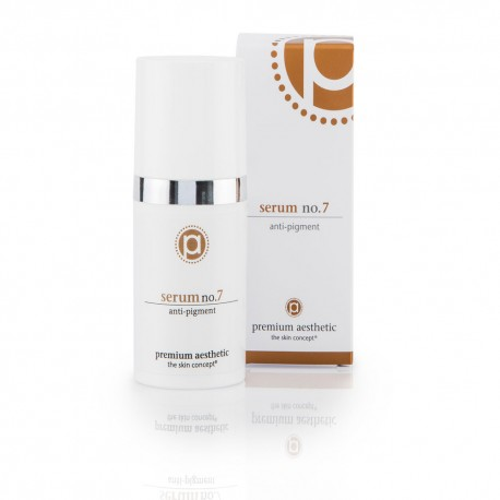 Serum No.7 anti-pigment