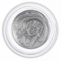 STUDIOMAX Glossy Farbgel silver queen