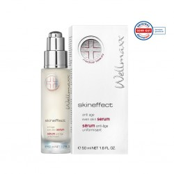 skineffect anti age even skin serum, 50 ml