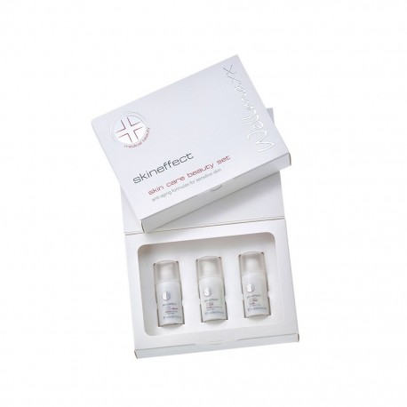 skineffect skin care beauty set 3er, 1 Stéck