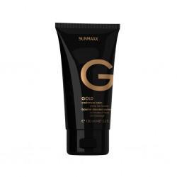 Sunmaxx Gold for Men Pre Sun cashmere balm deep tan booster 150 ml