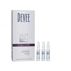 DEVEE CAVIAR Luxury Skin Concentrate 7 x 2 ml