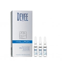 DEVEE HYALURON Moisture Active Effect Concentrates 7 x 2 ml
