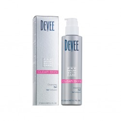 DEVEE CLEAR SKIN Cleansing Gel 200 ml