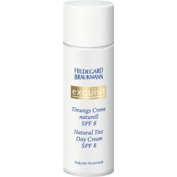Tönungs Creme naturell SPF 8