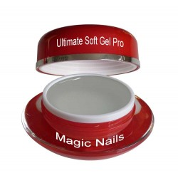 MAGIC Ultimate UV Gel Soft Pro 3in1 Gel dick klar 15ml