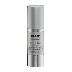 X-TREME Whitening Age Stop Cream SPF 25