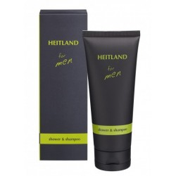 HEITLAND for men shower + shampoo