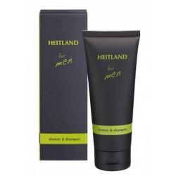 HEITLAND for men shower + shampoo