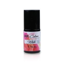 Studiomax Nailart Ink Color White - Nailart Tinte Weiss