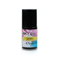 Studiomax Nailart Ink Color Yellow - Nailart Tinte Gelb