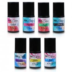 Studiomax Nailart Ink Color Sparset 7 x 6 ml