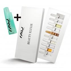 RAU Cosmetics BEAUTY ELIXIR - Ampullenmix (10 Stück x 2 ml)
