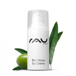 RAU Cosmetics Rich Honey Eye Cream 15 ml