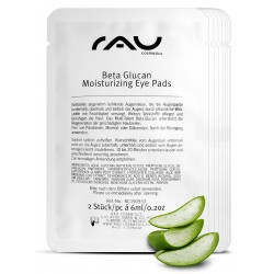 RAU Cosmetics Beta Glucan Moisturizing Eye Pads (8Paar)
