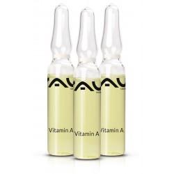 RAU Cosmetics Vitamin A Ampullen 3 Stück x 2 ml