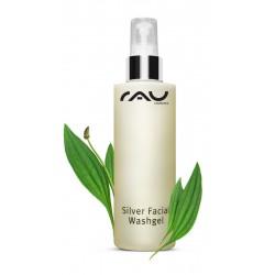 RAU Cosmetics Silver Facial Washgel 200 ml
