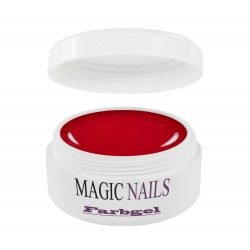 Magic Nails Farbgel rot