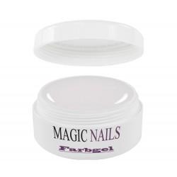 Magic Nails Farbgel weiss