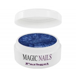 Magic Items Farbgel blau-metallic