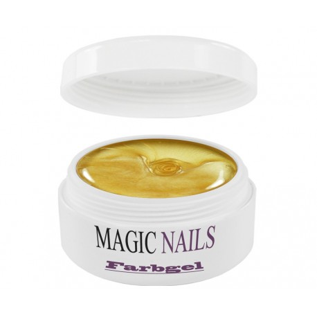 Magic Items Farbgel gold-metallic