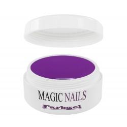 Magic Nails Farbgel lila