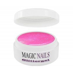 Magic Items Glittergel babyrosa-16