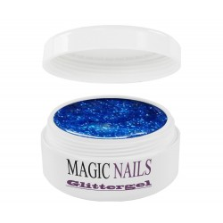 Magic Items Glittergel blau-28