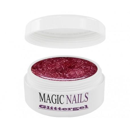 Magic Items Glittergel candyred-17