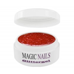 Magic Items Glittergel feuerrot-34