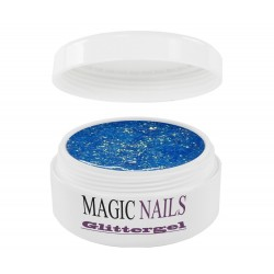 Magic Items Glittergel himmelblau-06