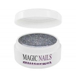 Magic Items Glittergel holo-silber-31