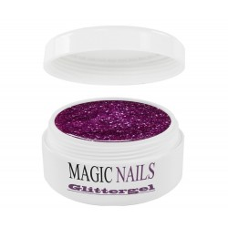 Magic Items Glittergel lavender-10