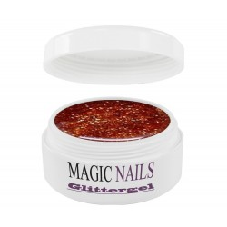Magic Items Glittergel orange-21