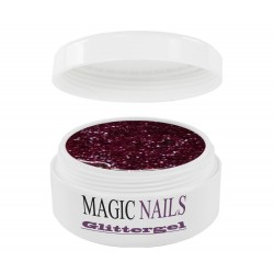 Magic Items Glittergel pink-09
