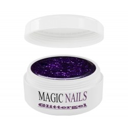 Magic Items Glittergel purple-24
