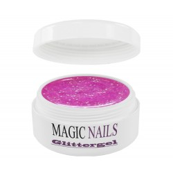 Magic Items Glittergel rosa-43