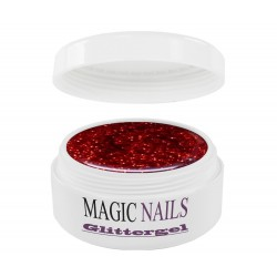 Magic Items Glittergel rot-12