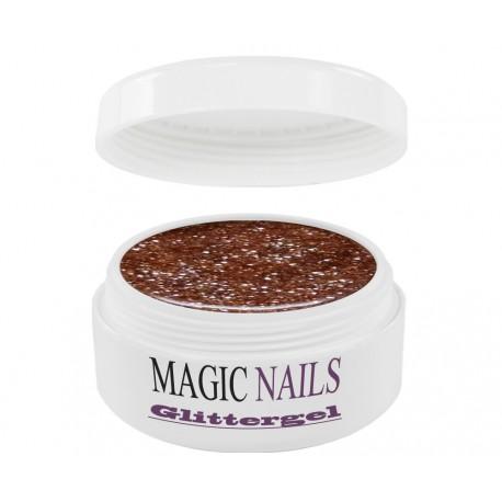 Magic Items Glittergel rotgold-04