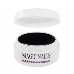 Magic Items Glittergel schwarz-26