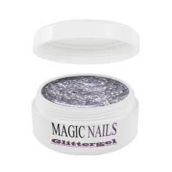 Magic Items Glittergel silber-25