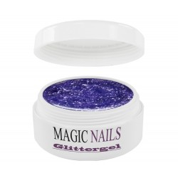 Magic Items Glittergel steel-blue-37