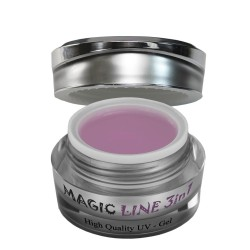 Magic Items line allround pink 3in1 elastic all in one uv gel