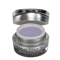 Magic Items line blue 3in1 strong uv gel